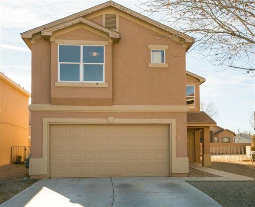 Photo of 1155 Telstar Loop NW, Albuquerque, NM 87121 (MLS # 960268)
