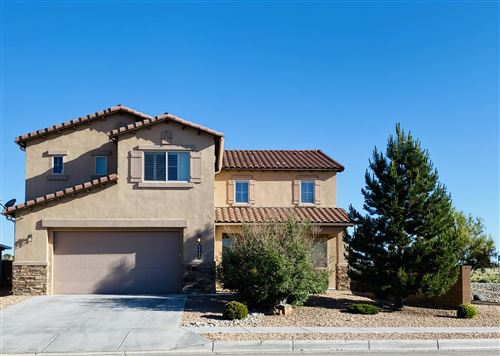 Photo of 6405 ALOE Road NW, Albuquerque, NM 87120 (MLS # 969270)