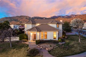 Photo of 14109 La Mesita Road NE, Albuquerque, NM 87112 (MLS # 942272)