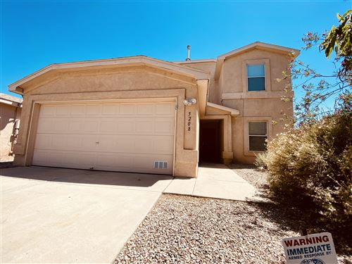 Photo of 5208 Park Ridge Road NW, Albuquerque, NM 87120 (MLS # 969272)