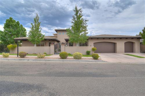 Photo of 7900 MERISSA Lane NE, Albuquerque, NM 87122 (MLS # 976272)