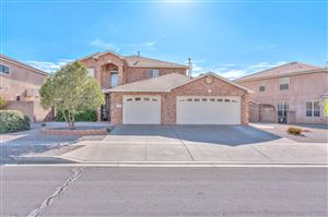 Photo of 7409 Ankara Road, Albuquerque, NM 87122 (MLS # 947277)