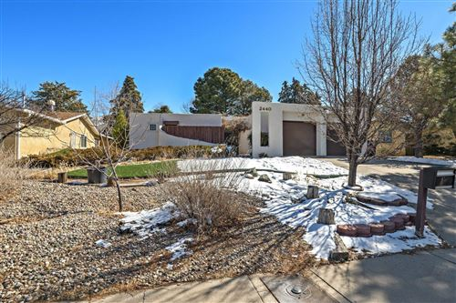 Photo of 2440 Paisano Street NE, Albuquerque, NM 87112 (MLS # 986278)