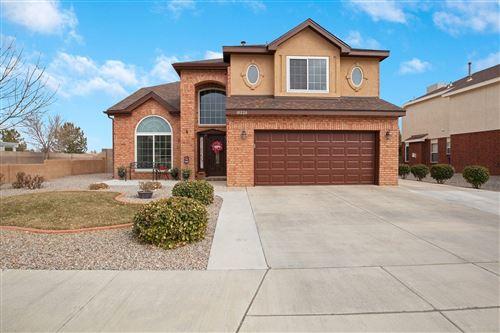 Photo of 10200 WICKENBURG Street NW, Albuquerque, NM 87114 (MLS # 984279)