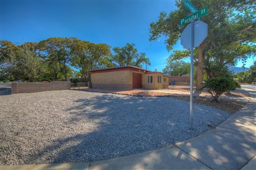 Photo of 9401 LEXINGTON Avenue NE, Albuquerque, NM 87112 (MLS # 972282)