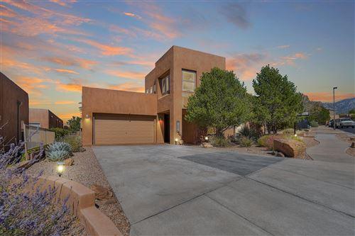 Photo of 13215 SLATERIDGE Place NE, Albuquerque, NM 87111 (MLS # 979282)