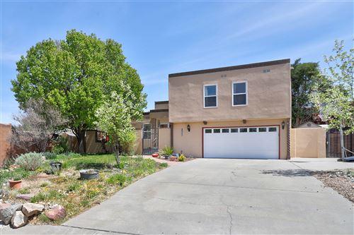 Photo of 9817 ADMIRAL NIMITZ Avenue NE, Albuquerque, NM 87111 (MLS # 990283)