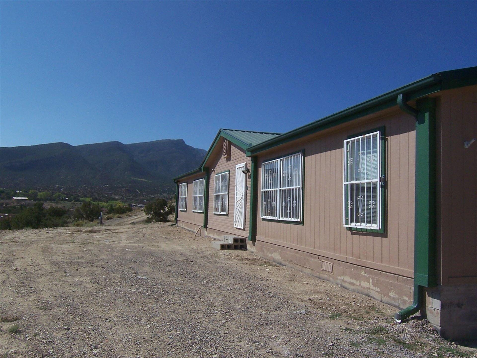 5 CAMINO DE SAN FELIPE, Placitas, NM 87043 - #: 1001285