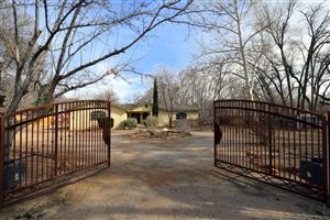 Photo of 8412 Rio Grande Boulevard NW, Los Ranchos, NM 87114 (MLS # 937286)