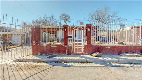 Photo of 235 56TH Street NW, Albuquerque, NM 87105 (MLS # 981286)