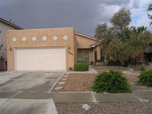 Photo of 7640 CALLE COMODO NE, Albuquerque, NM 87113 (MLS # 973287)