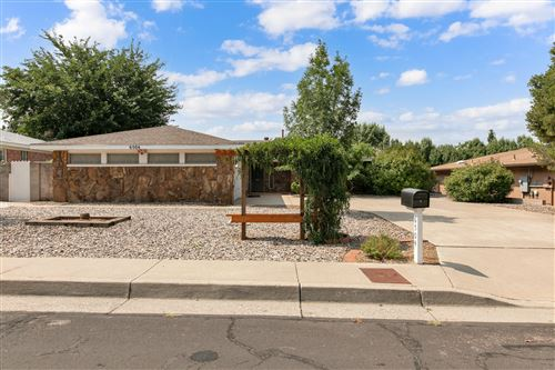 Photo of 6504 BAKER Avenue NE, Albuquerque, NM 87109 (MLS # 997287)