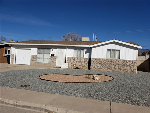 Photo of 10421 SAN JACINTO Avenue NE, Albuquerque, NM 87112 (MLS # 982288)