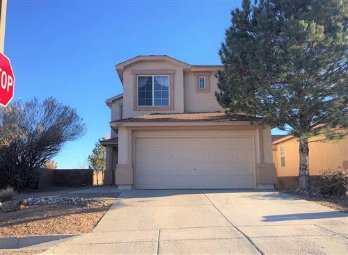 Photo of 7800 LATIR MESA Road NW, Albuquerque, NM 87114 (MLS # 986289)