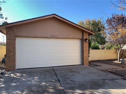 Photo of 10400 Lagrange Park Drive NE, Albuquerque, NM 87123 (MLS # 980291)