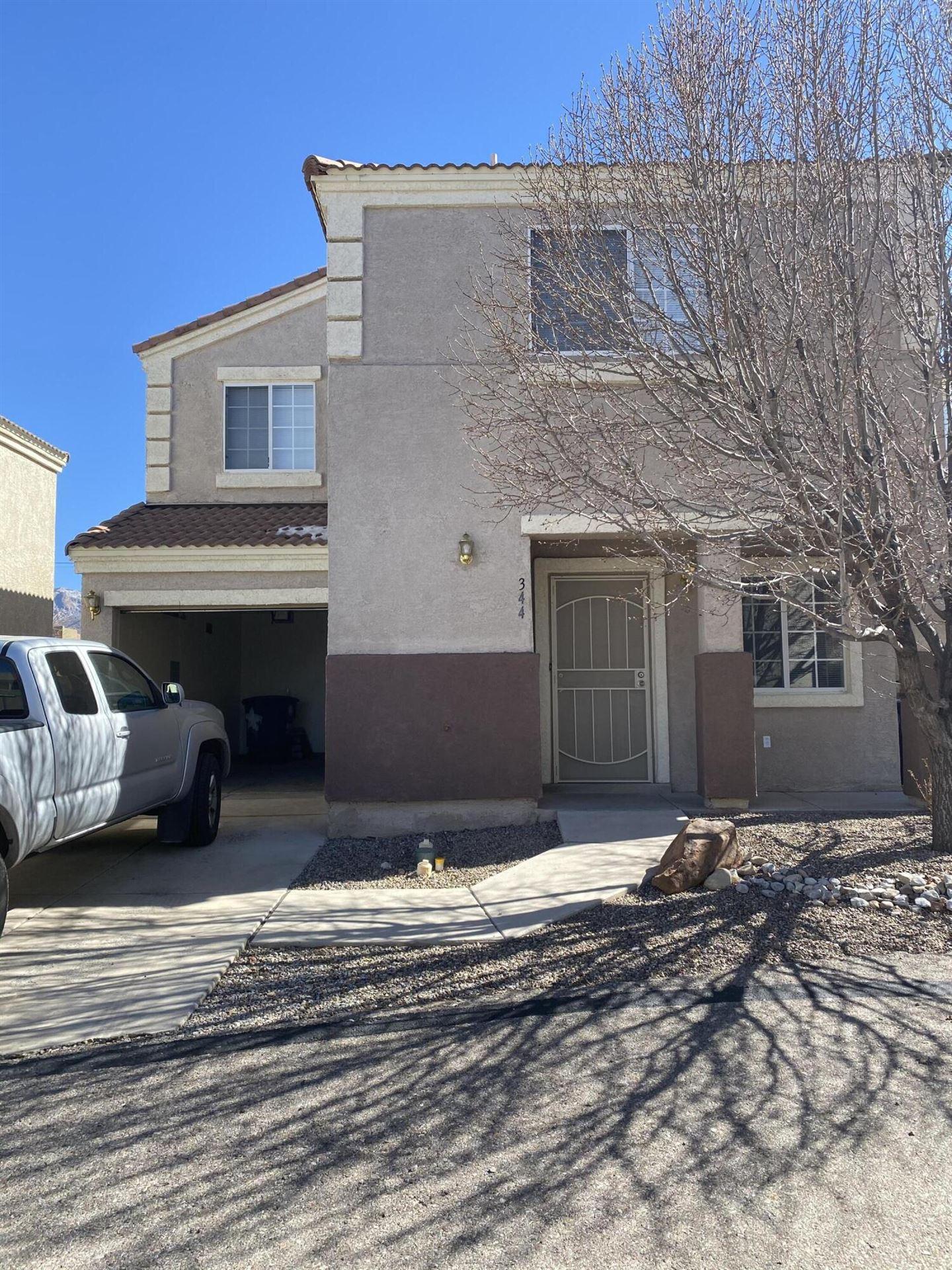 Photo of 344 PEQUIN Trail SE, Albuquerque, NM 87123 (MLS # 986292)