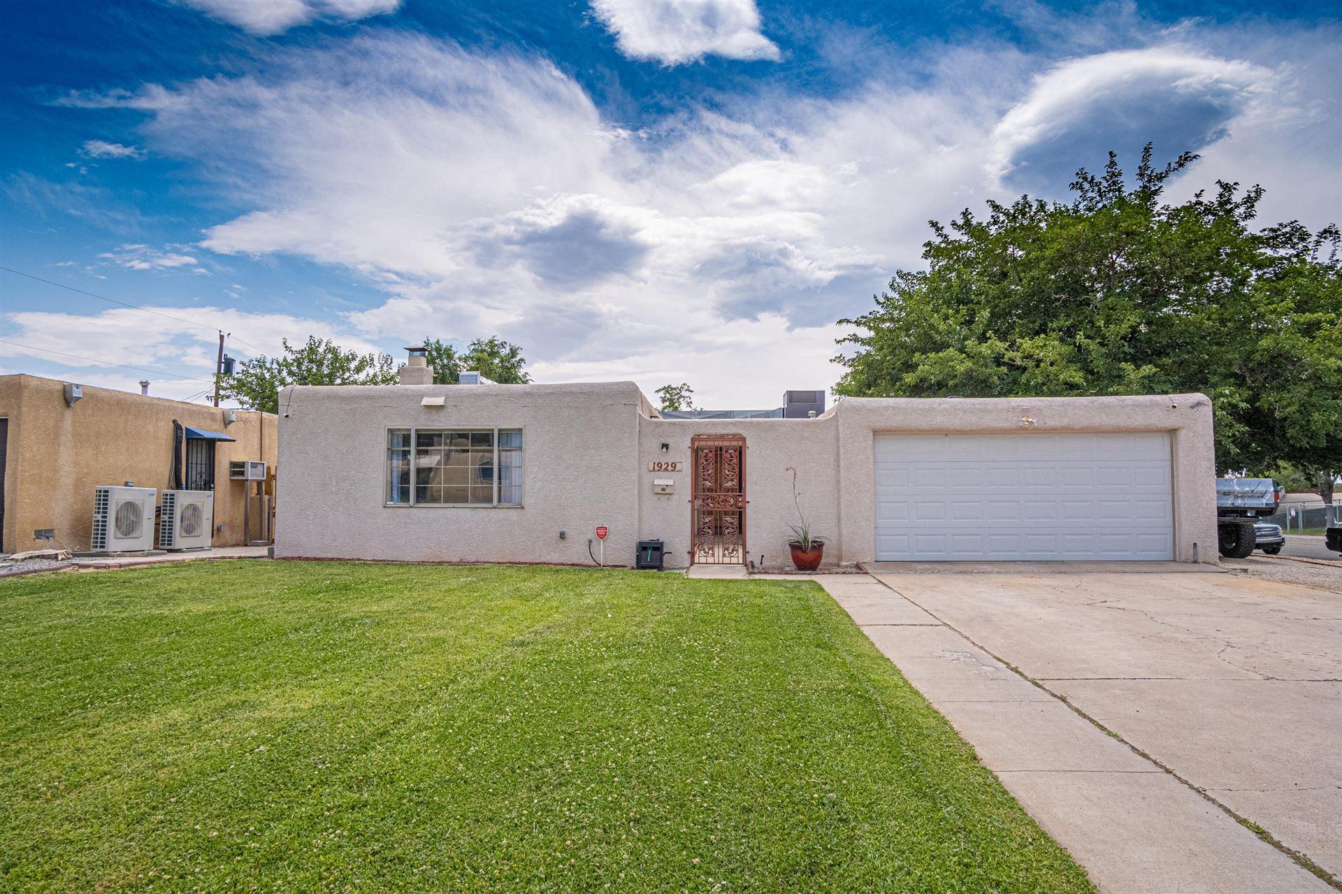 1929 SAINT Street NE, Albuquerque, NM 87112 - MLS#: 995292