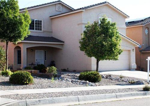 Photo of 9223 CUMULUS Place NW, Albuquerque, NM 87120 (MLS # 982295)