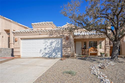 Photo of 10504 GALLILEO Street NW, Albuquerque, NM 87114 (MLS # 980297)