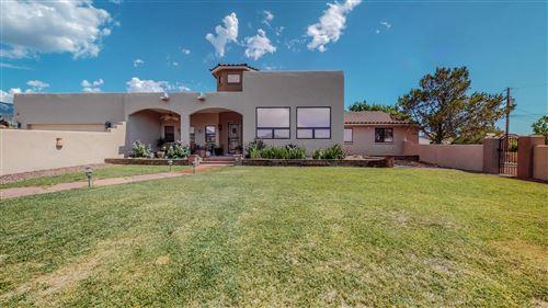 Photo of 12300 Santa Monica Avenue NE, Albuquerque, NM 87122 (MLS # 996297)