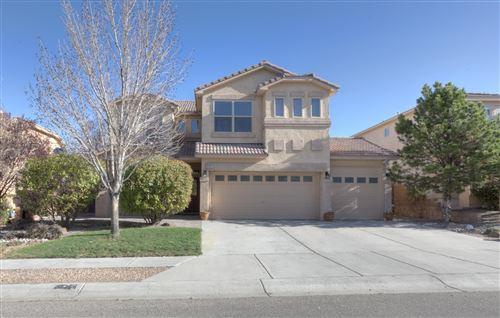 Photo of 8905 HAMPTON Avenue NE, Albuquerque, NM 87122 (MLS # 989298)