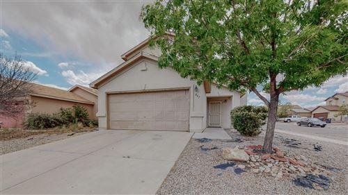 Photo of 447 DESERT BLUFF Drive SW, Albuquerque, NM 87121 (MLS # 991298)