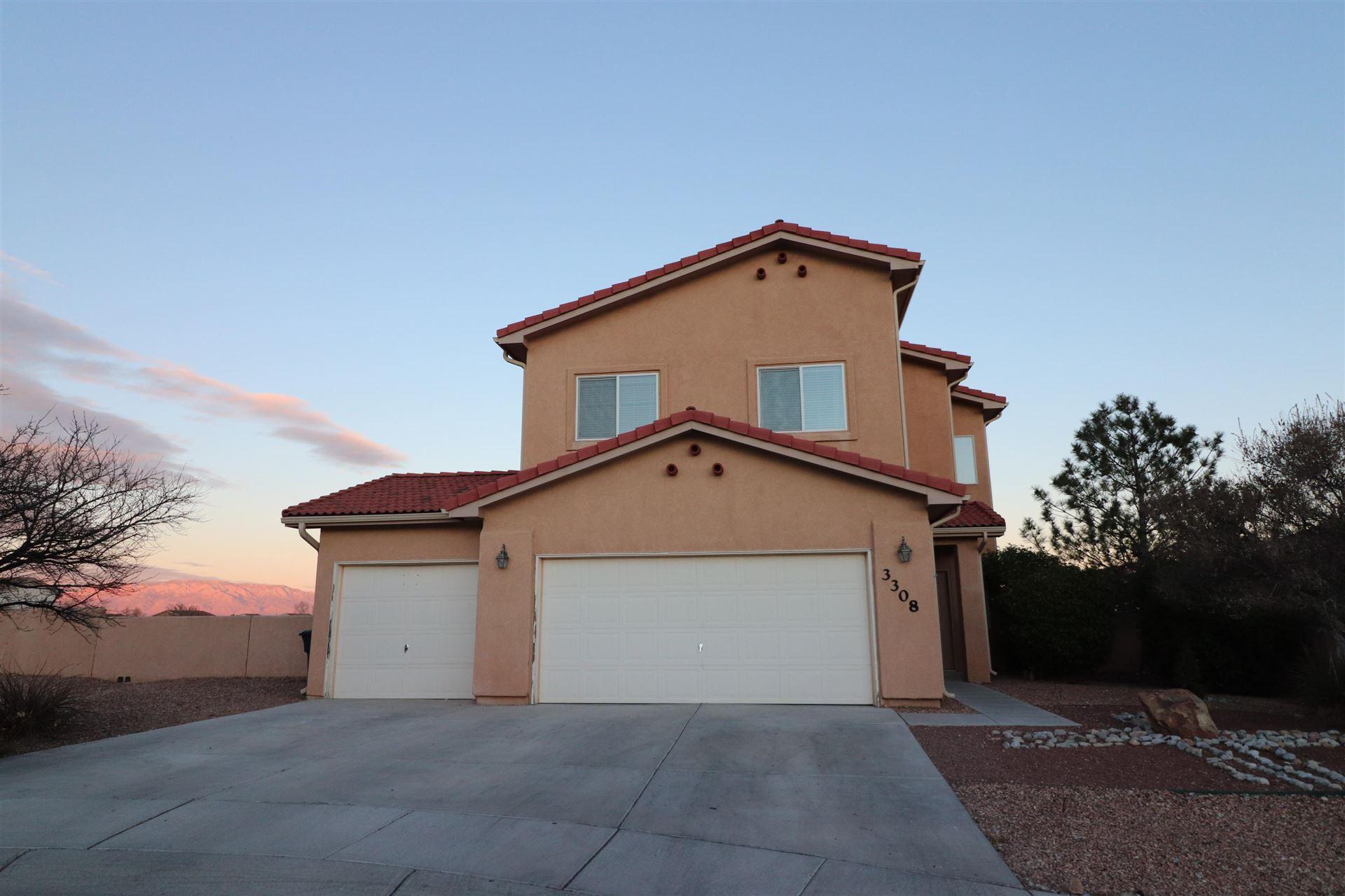 3308 Rio Plata Drive SW, Albuquerque, NM 87121 - MLS#: 985298