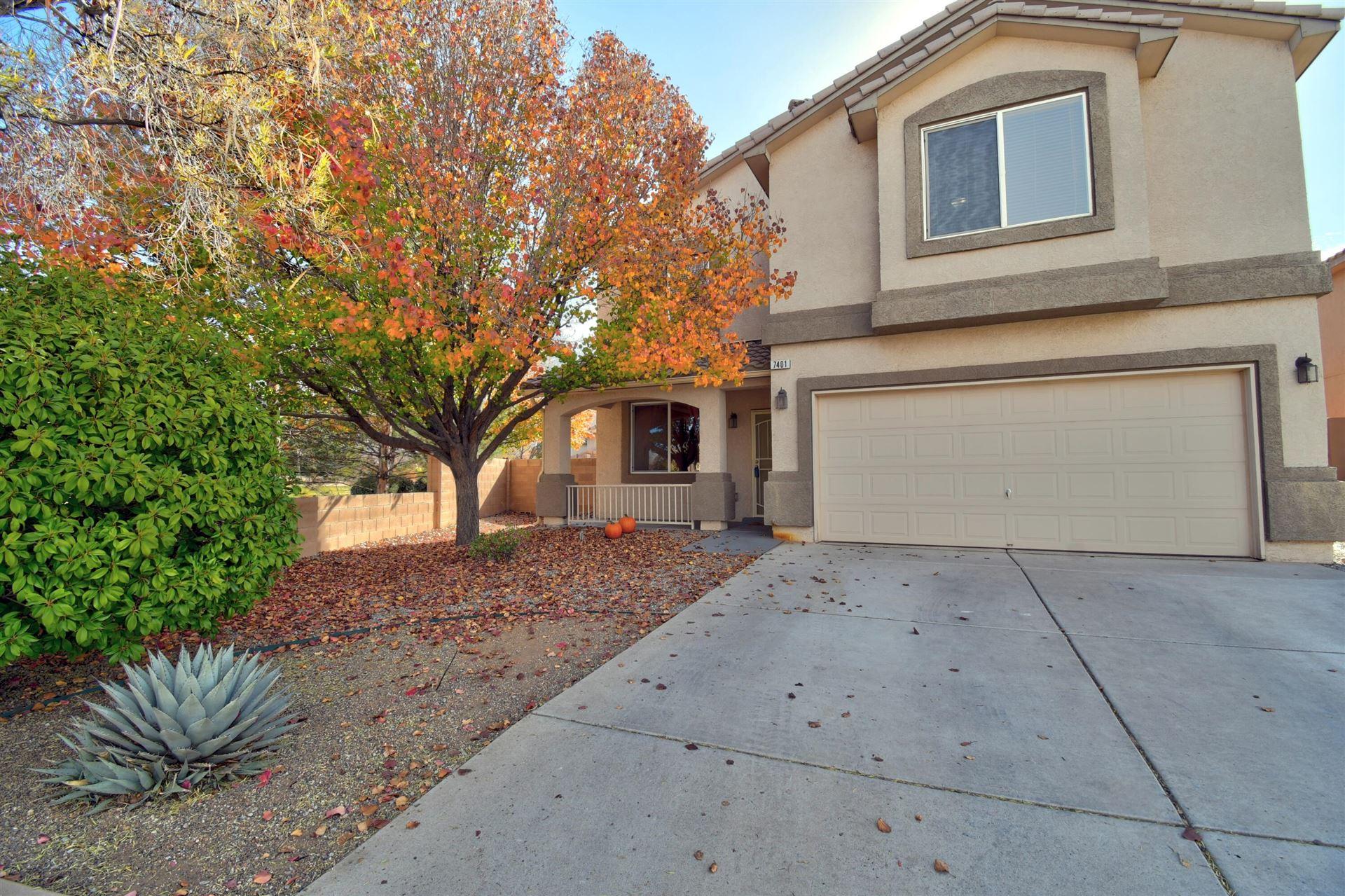 7401 SIDEWINDER Drive NE, Albuquerque, NM 87113 - #: 1002299
