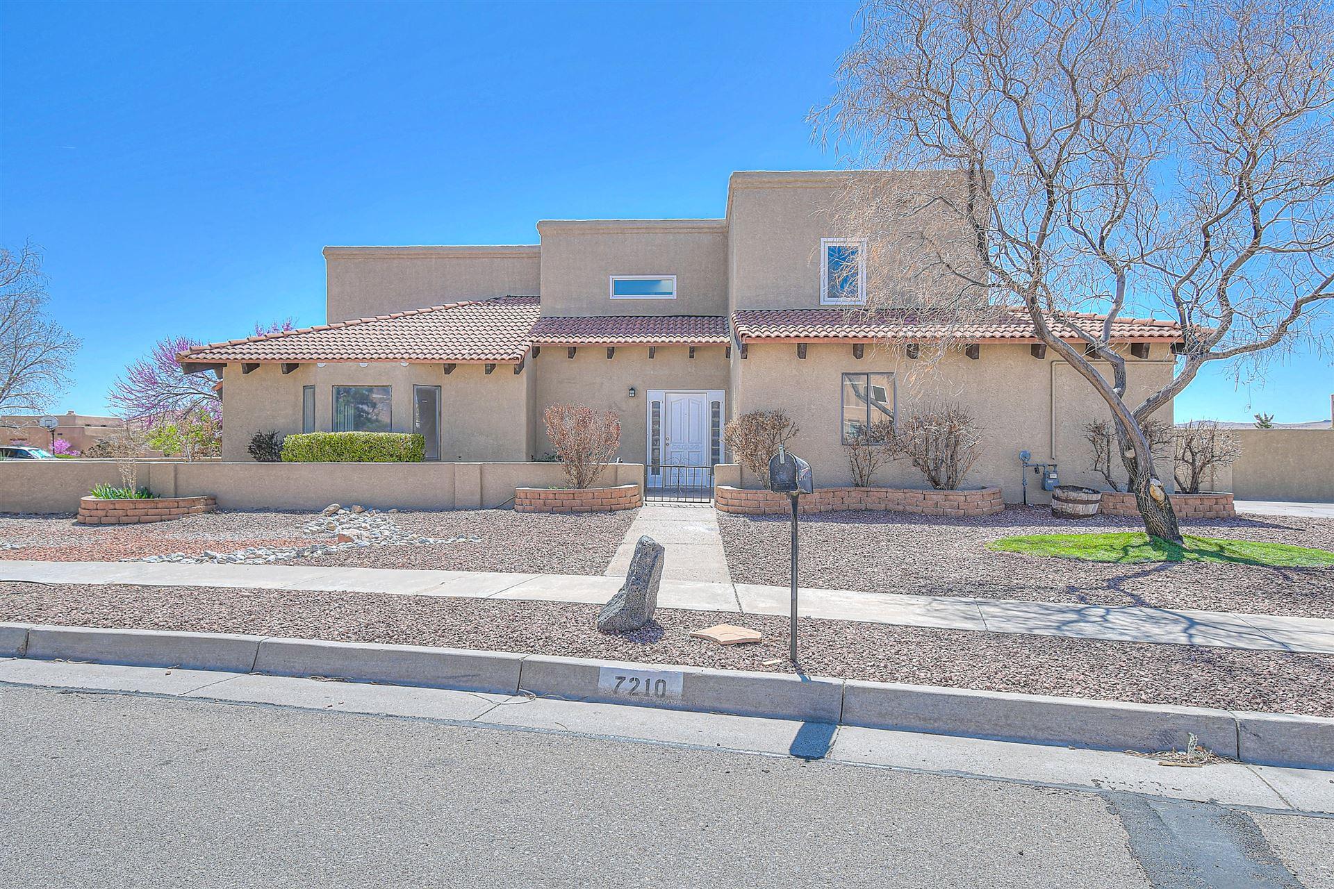 7210 DODGE Trail NW, Albuquerque, NM 87120 - #: 989299