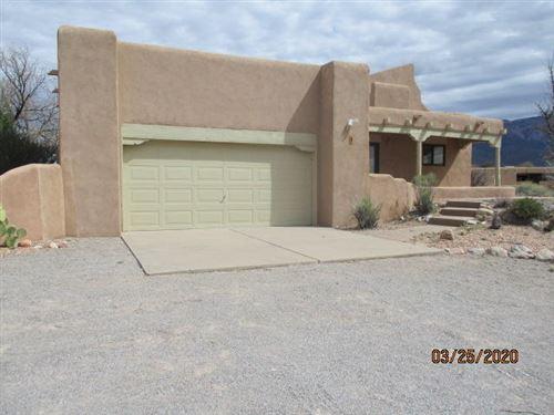 Photo of 6 Norte Trail Court, Placitas, NM 87043 (MLS # 965300)