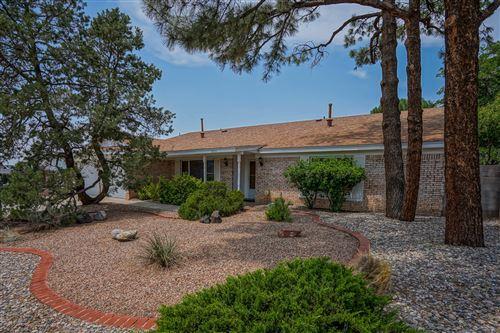 Photo of 8711 DELAMAR Avenue NE, Albuquerque, NM 87111 (MLS # 997300)