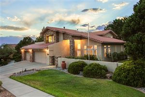 Photo of 14005 Pine Butte Road NE, Albuquerque, NM 87112 (MLS # 949302)