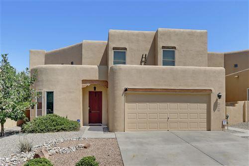 Photo of 9243 APACHE PINE Way NE, Albuquerque, NM 87122 (MLS # 974302)