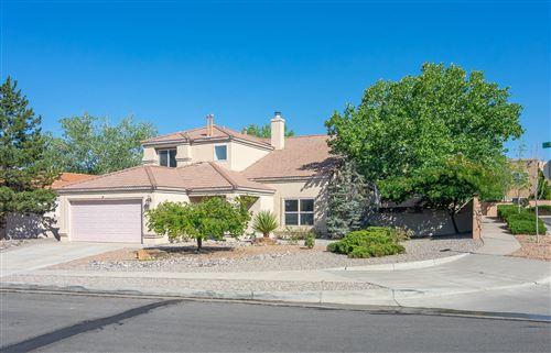 Photo of 4021 PASAJE Place NW, Albuquerque, NM 87114 (MLS # 974303)