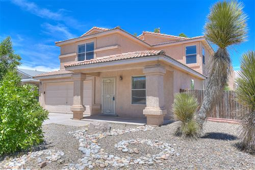 Photo of 5301 FEATHER ROCK Place NW, Albuquerque, NM 87114 (MLS # 969304)