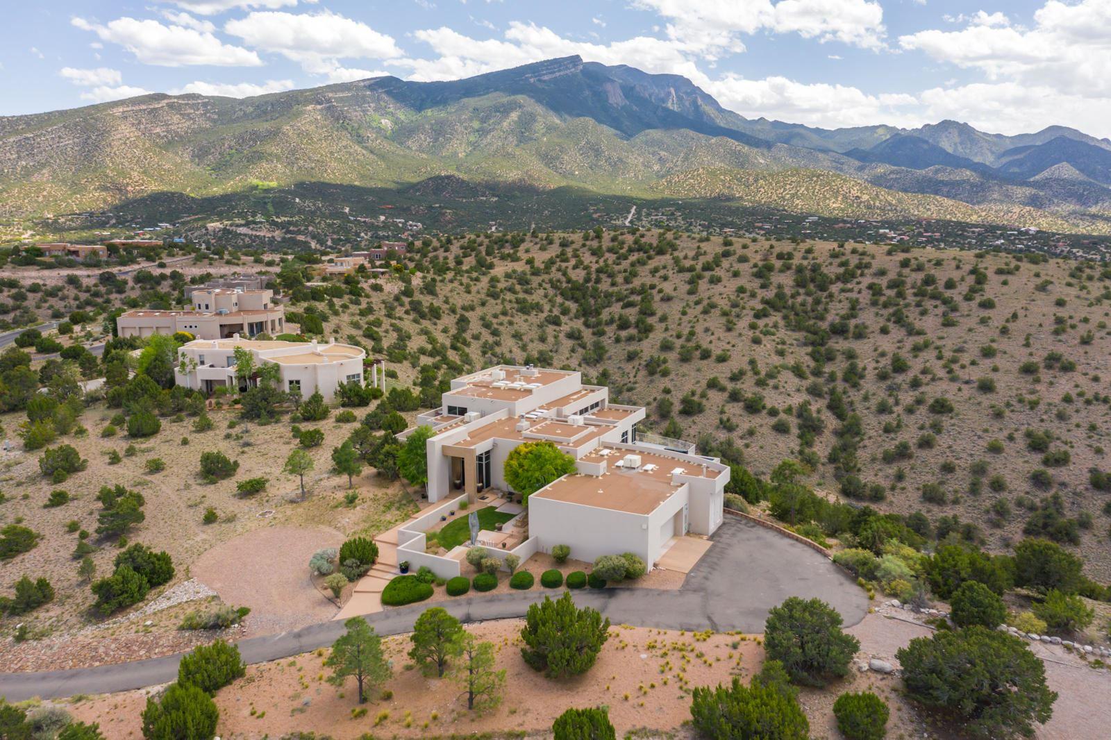 Photo of 75 OVERLOOK Drive, Placitas, NM 87043 (MLS # 974305)