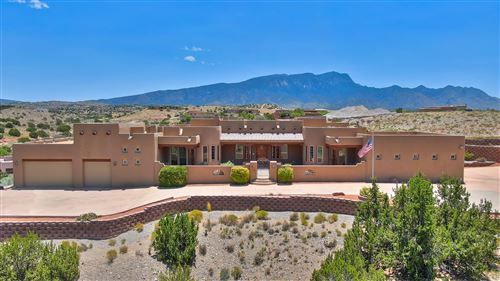 Photo of 16 Santa Ana Loop, Placitas, NM 87043 (MLS # 972307)