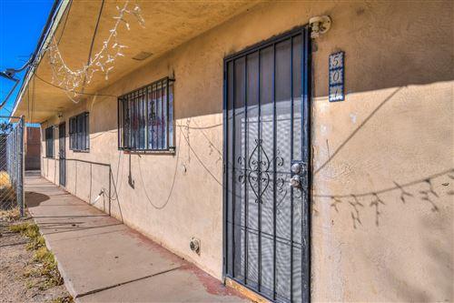 Photo of 501 Utah Street SE, Albuquerque, NM 87108 (MLS # 981307)