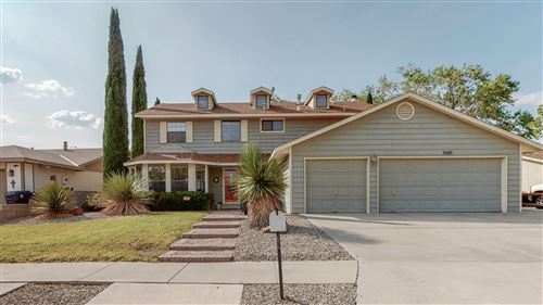 Photo of 5105 CORDONIZ Street NW, Albuquerque, NM 87120 (MLS # 977312)