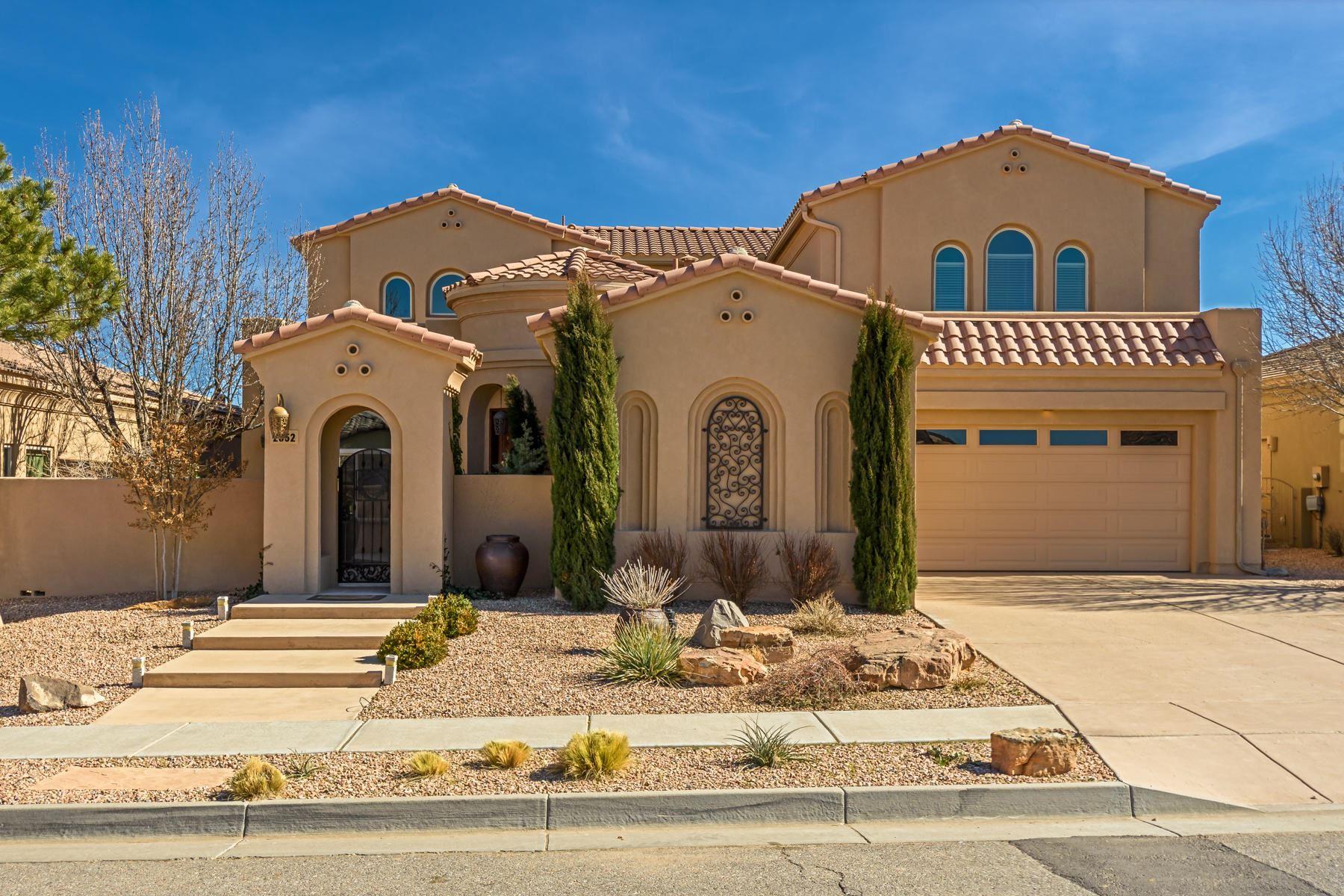 Photo of 2852 LA LUZ Circle NE, Rio Rancho, NM 87144 (MLS # 971313)