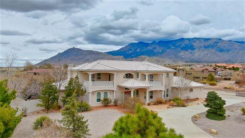 Photo of 8821 SAN DIEGO Avenue NE, Albuquerque, NM 87122 (MLS # 980314)
