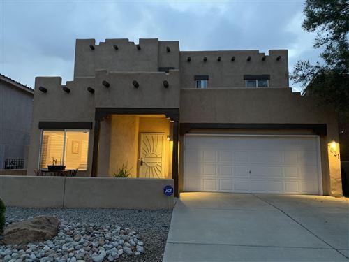 Photo of 7031 Casa Elena Drive NE, Albuquerque, NM 87113 (MLS # 971315)