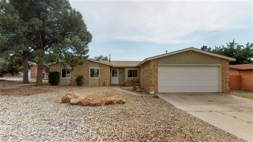 Photo of 7416 WINANS Drive NE, Albuquerque, NM 87109 (MLS # 975315)