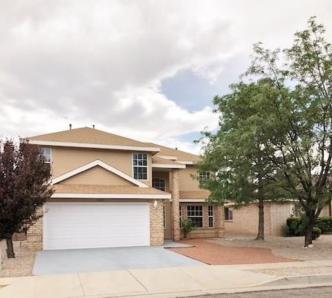 Photo of 7020 EASTON Place NW, Albuquerque, NM 87114 (MLS # 974318)