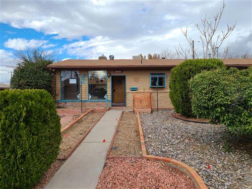 Photo of 10401 Aspen Avenue NE, Albuquerque, NM 87112 (MLS # 981318)
