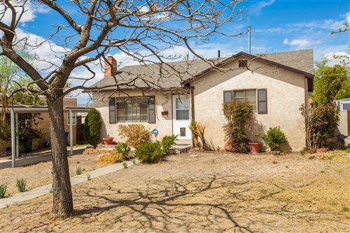 Photo of 2719 MONTEREY Avenue SE, Albuquerque, NM 87106 (MLS # 989318)