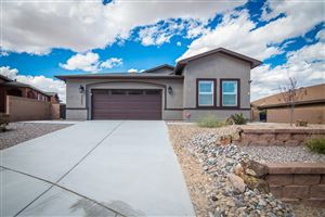 Photo of 4260 Agave Court SW, Los Lunas, NM 87031 (MLS # 954319)
