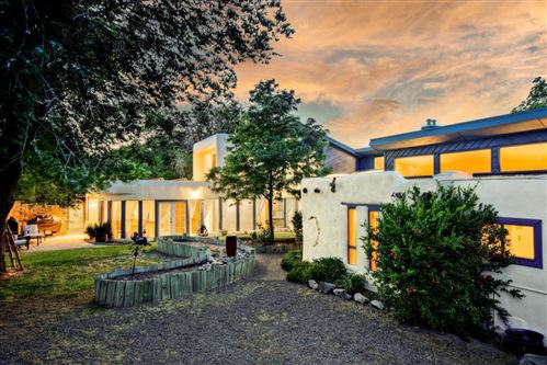 Photo of 5733 GUADALUPE Trail NW, Albuquerque, NM 87107 (MLS # 960319)