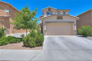 Photo of 8305 Groundsel Road NW, Albuquerque, NM 87120 (MLS # 949320)