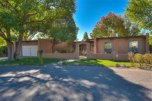 Photo of 544 GOLDEN MEADOW Drive NW, Albuquerque, NM 87114 (MLS # 978320)